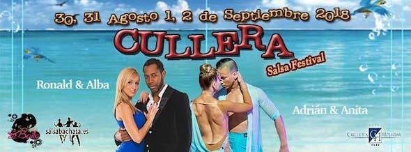 Cullera Salsa Festival 2018 (8ª Edición)