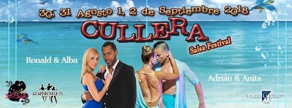 Cullera Salsa Festival 2018 (8th Edition)