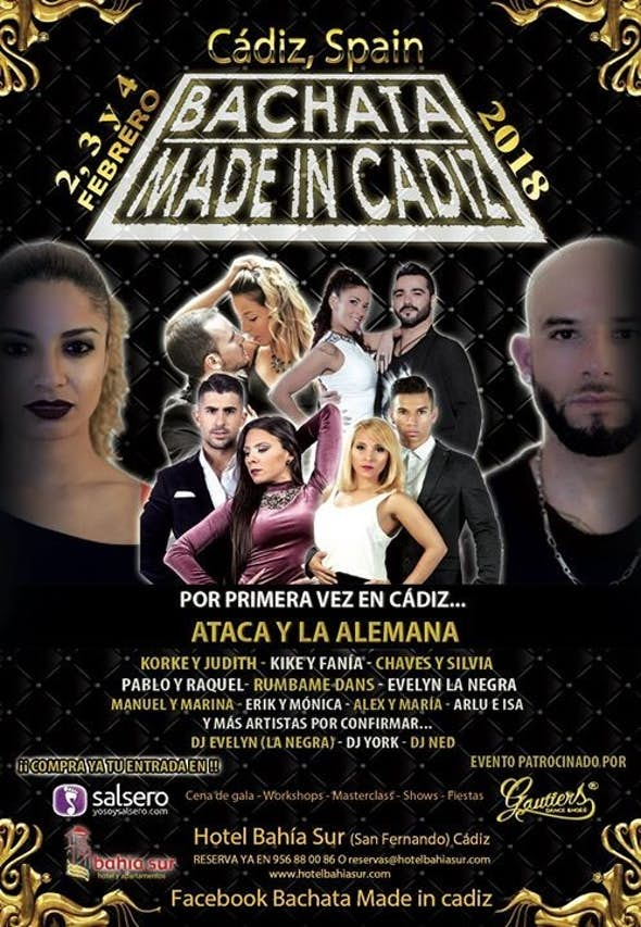 Made In Cádiz 2018