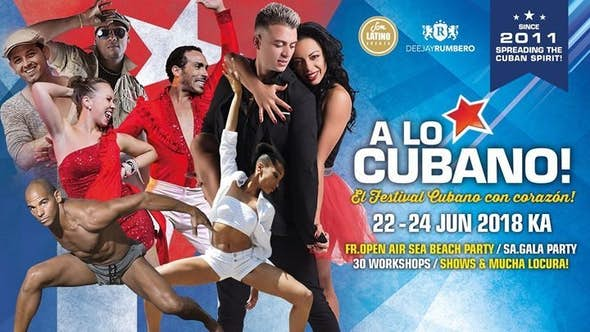 A Lo Cubano Festival 2018