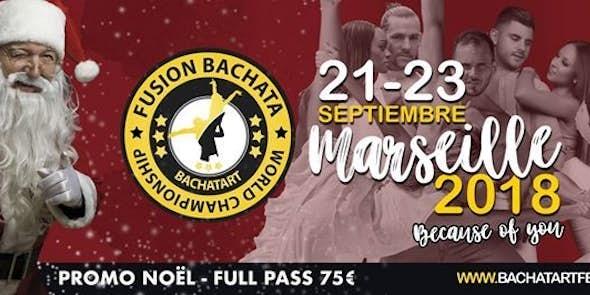 Bachatart International Festival 2018 (6ª Edición)