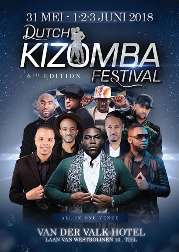 Dutch Kizomba Festival 2018 (6ª Edición)