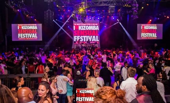 I Love Kizomba Sensual Festival 2018 (5ª Edición)