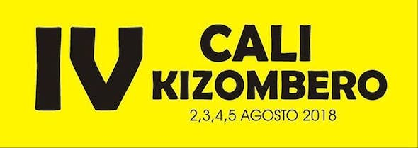 CALI Kizombero 2018 (4th Edition)