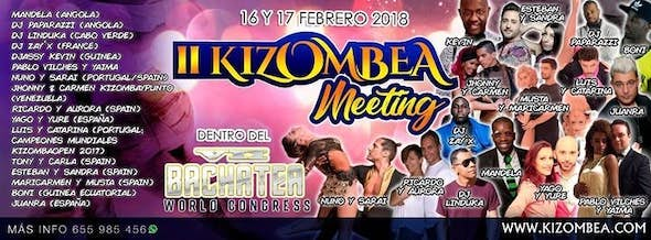 Kizombea Meeting Madrid 2018 (2nd Edition)