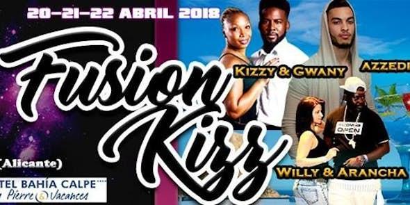 Fusion Kizz 2018 (1st Edition)