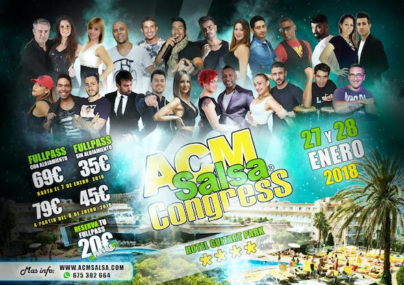 ACM Salsa Congress 2018