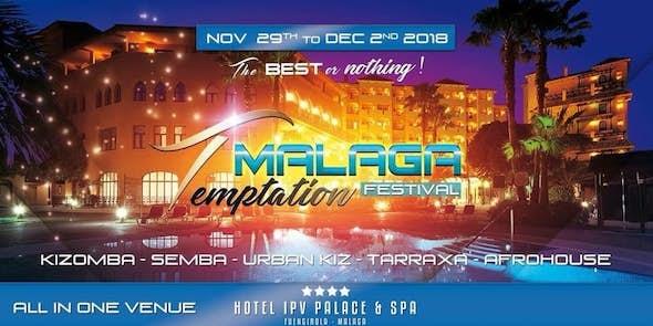 Málaga Temptation Festival 2018 (1st Edition)