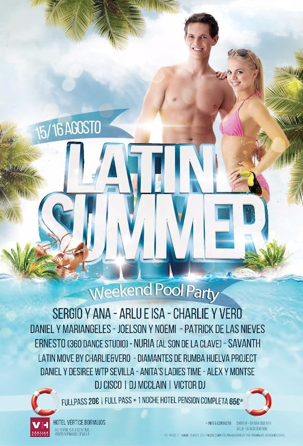 Latin Summer Festival 2015 (1st Edition)