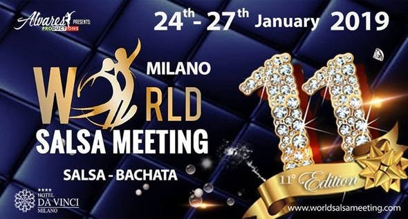 World Salsa Meeting 2019 (11th Edition)