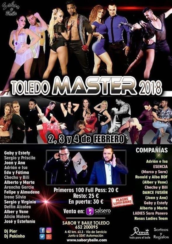 Toledo Máster 2018