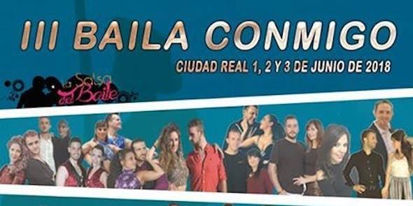 BAILA Conmigo Ciudad REAL 2018 (3ª Edición)
