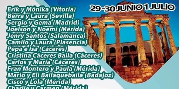 Extremadura SBK 2018