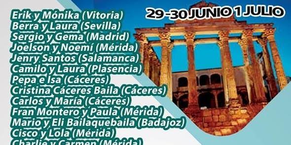 Extremadura SBK 2018 (4ª Edición)
