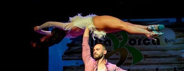 Stage Bachamia 2018 (con Sergio y Ana)