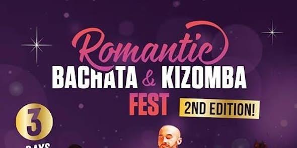 Romantic Bachata and Kizomba Festival 2018 (2ª Edición)