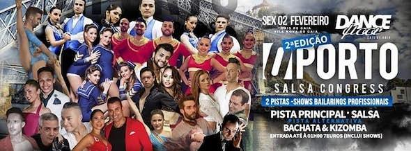 OPorto Salsa Congress - Dance Floor 2018 (2nd Edition)