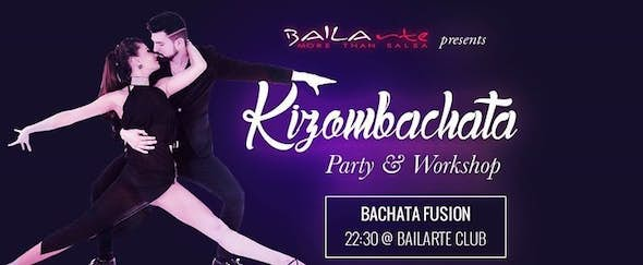 Kizombachata Party & Bachata Fusion Ws by***BAILArte