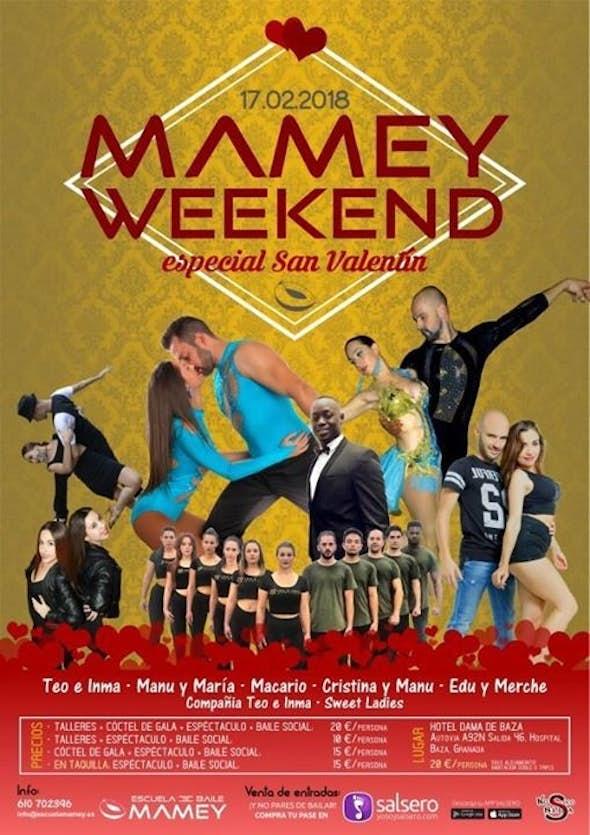 Mamey Weekend