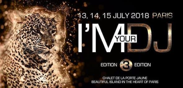 I'M YOUR DJ - Paris Edition 3