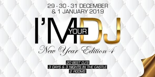I'M YOUR DJ New Year (4th Edition)