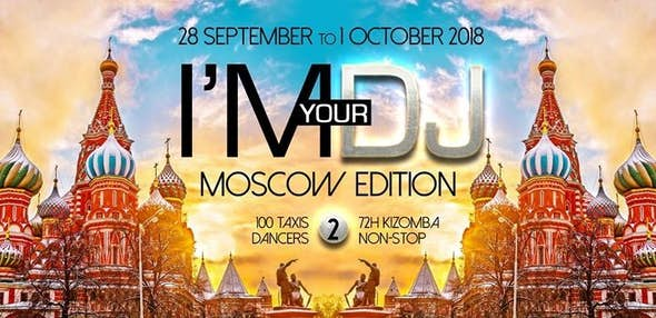 I'M YOUR DJ - Moscow Edition 2 (2018) (Russia)