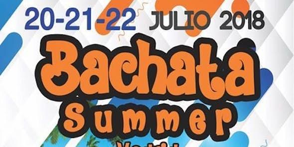 Bachata Summer Madrid 2018