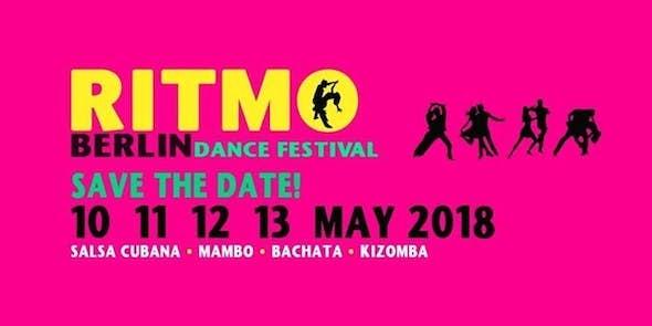 RITMO dance festival Berlin 2018