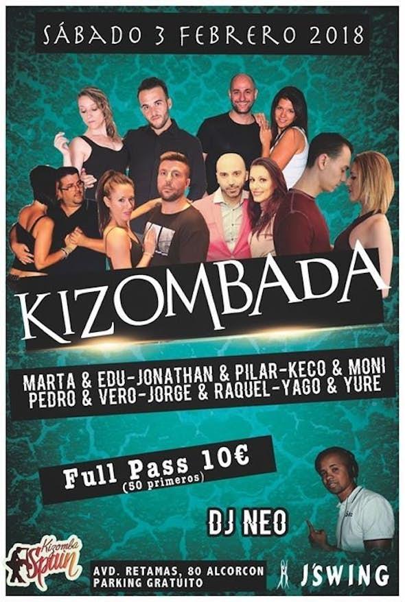 Kizombada 3 Febrero 2018