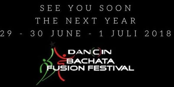 Dancin Bachata Fusion Festival 2018 (5ª Edición)