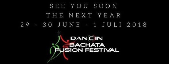 Dancin Bachata Fusion Festival 2018 (5th Edition)