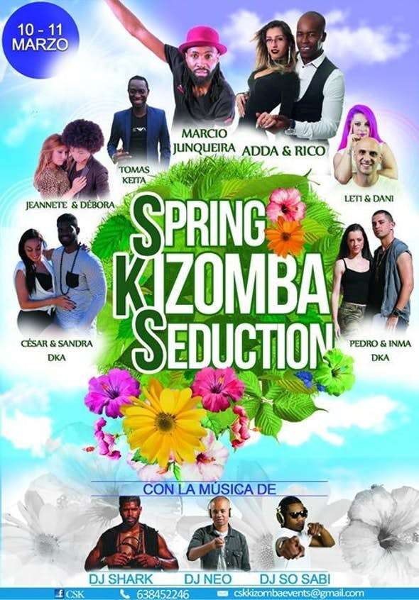 Spring Kizomba Seduction 2018