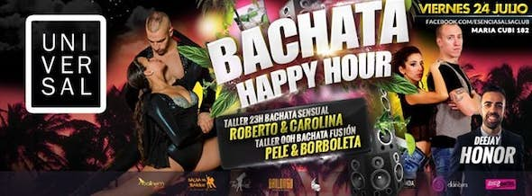Last Bachata Happy House (Pre-Summer) - Bachata Workshops