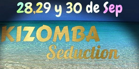 Summer Kizomba Seduction 2018