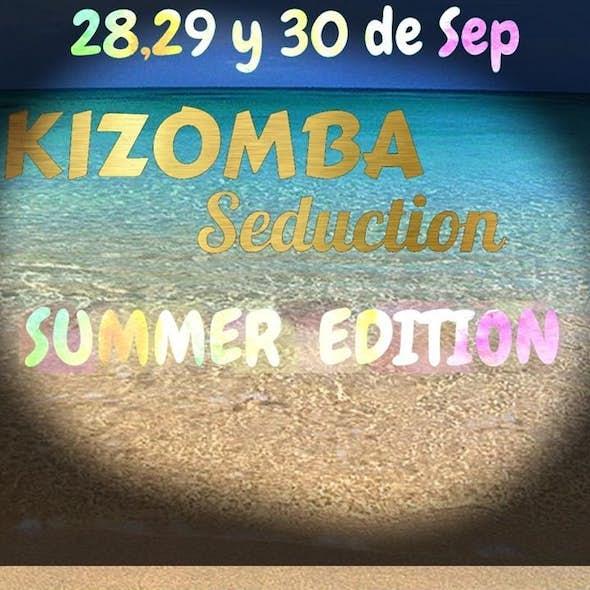 Summer Kizomba Seduction 2018