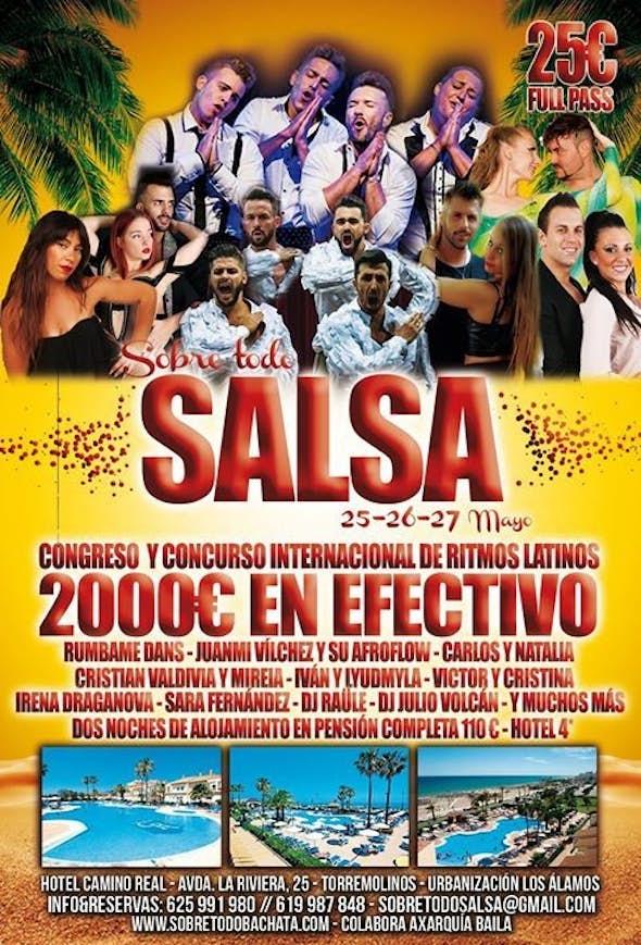 Sobre Todo Salsa 2018 (2ª Edición)