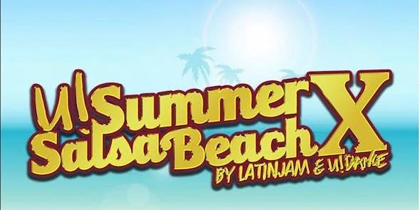Usummer Salsa Beach 2018 (X Edición)