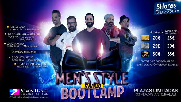 Men's Boot Camp 2018