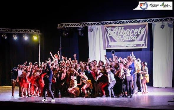 "Gala inaugural IX Encuentro ""Albacete en Salsa 2018"""