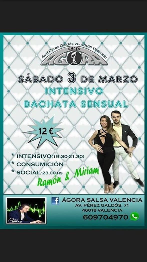 Intensivo Bachata Ramón y Miriam 03 Marzo 2018