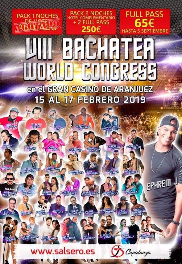 Bachatea World Congress 2019 (8th Edition)