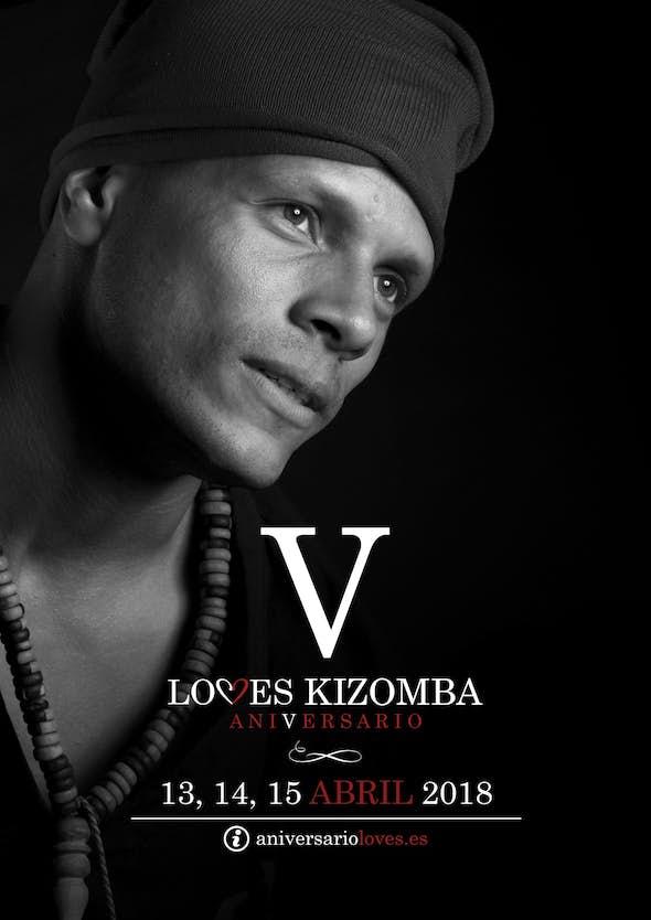 Loves Kizomba 2018 - 5º Aniversario