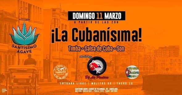 ¡La Cubanísima! - 11Mar