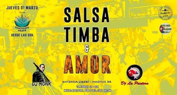 Salsa, Timba & Amor