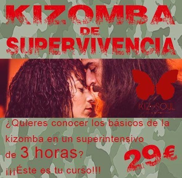 Survival Kizomba. Learn the basics