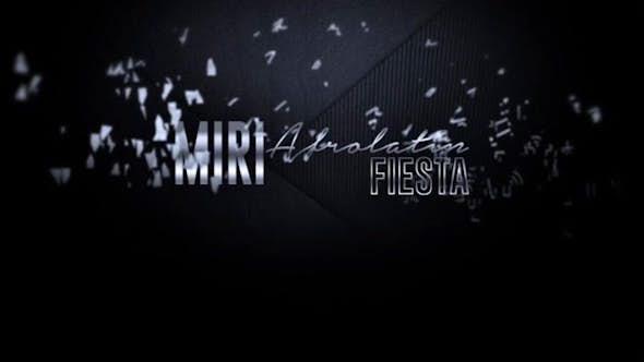 Miri AfroLatin Fiesta 2018 (2nd Edition)