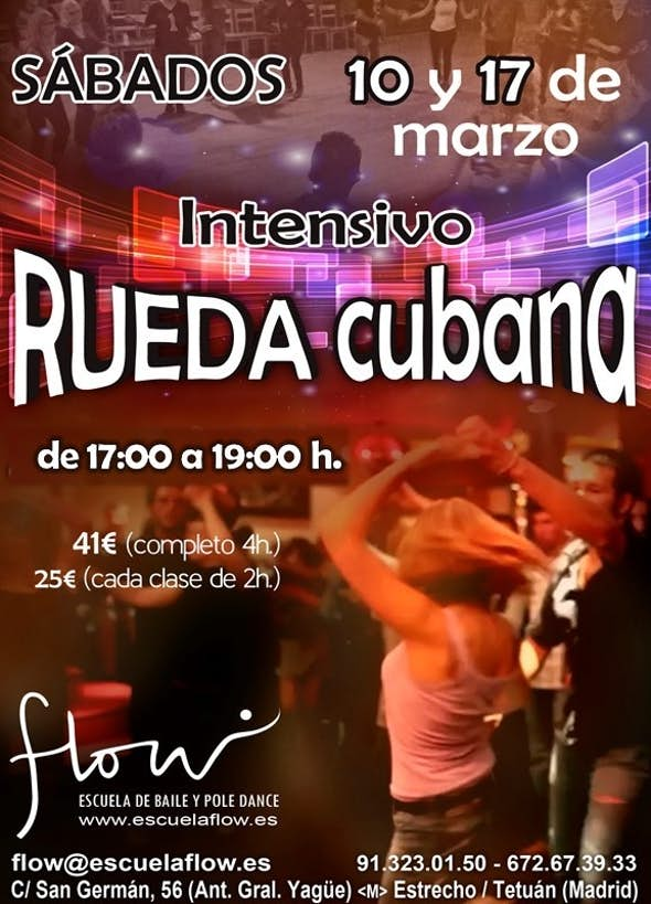 Rueda Cubana