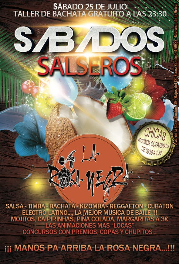 Saturdays of Salsa