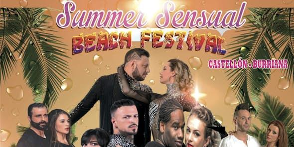 Summer Sensual Castellón Beach Festival 2018