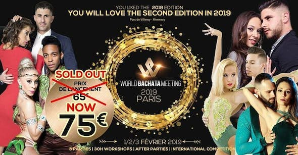 World Bachata Meeting Festival 2019 (2ª Edición)